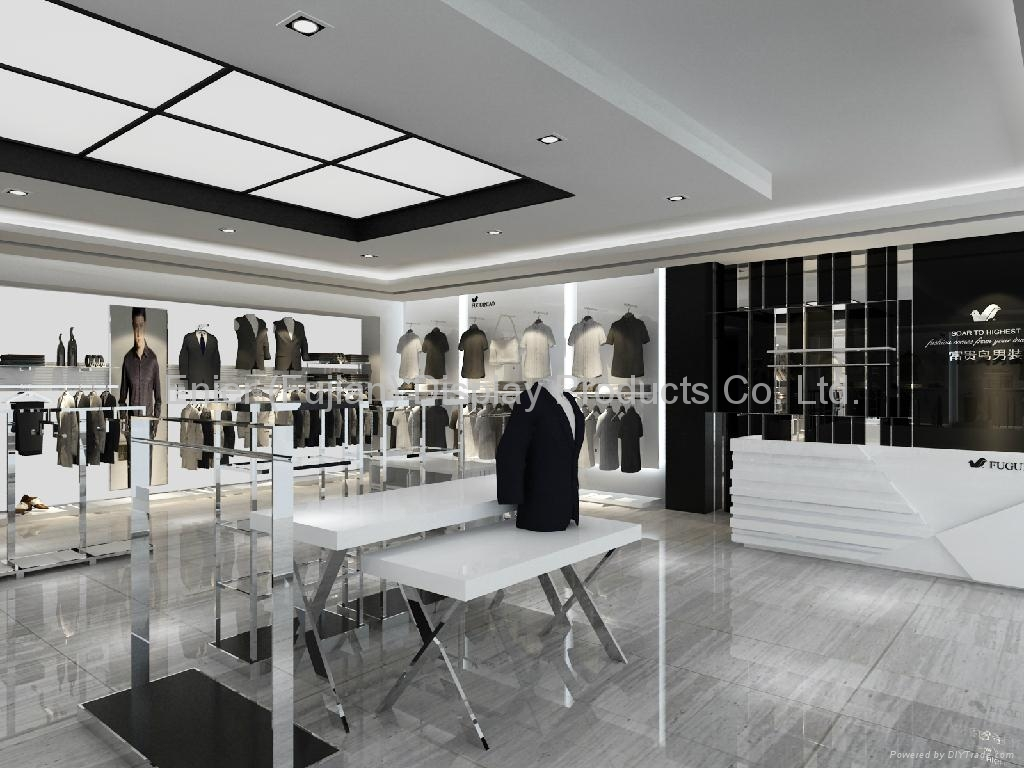 Black And White Clothing Store 1 Free Hd Wallpaper