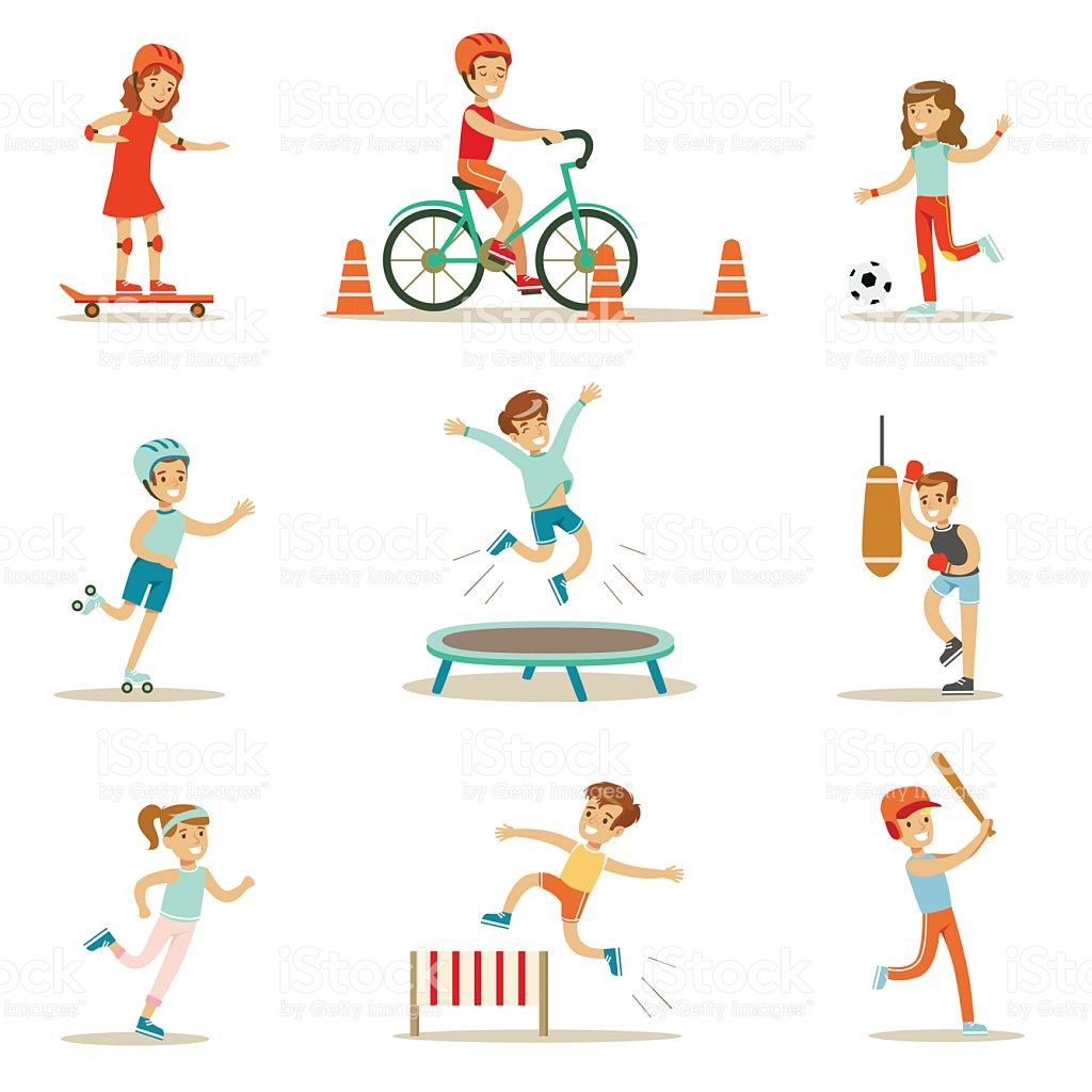 Sports Activities Clipart Amp Sports Activities Clip Art
