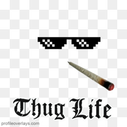 Thug Life Clipart Amp Thug Life Clip Art Images Hdclipartall