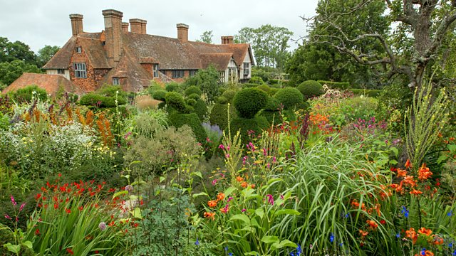 British Gardens In Time Great Dixter Episode 1 Hdclump