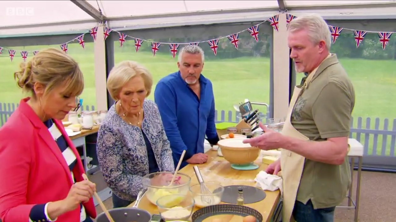 Great British Bake Off episode 6 2015 – Pastry