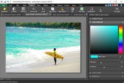NCH Photopad Image Editor Pro Full Crack