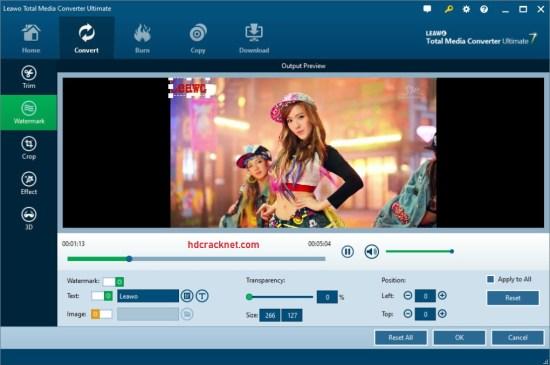 Leawo Total Media Converter Key