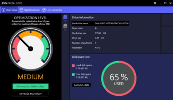 Abelssoft CheckDrive Pro Serial Key
