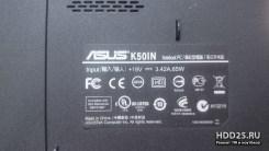 ASUS K50IN продам в разбор
