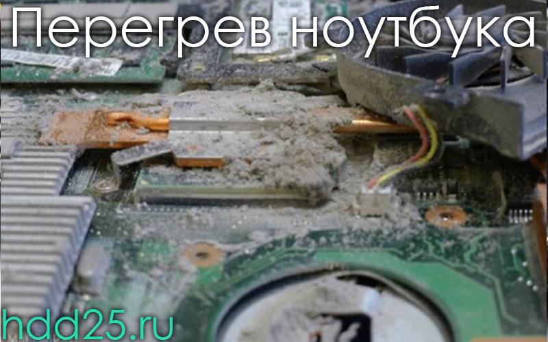 Удаление пыли в ноутбуке Владивосток