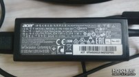 Продам зарядное устройсво для Acer E5-573 N15Q1