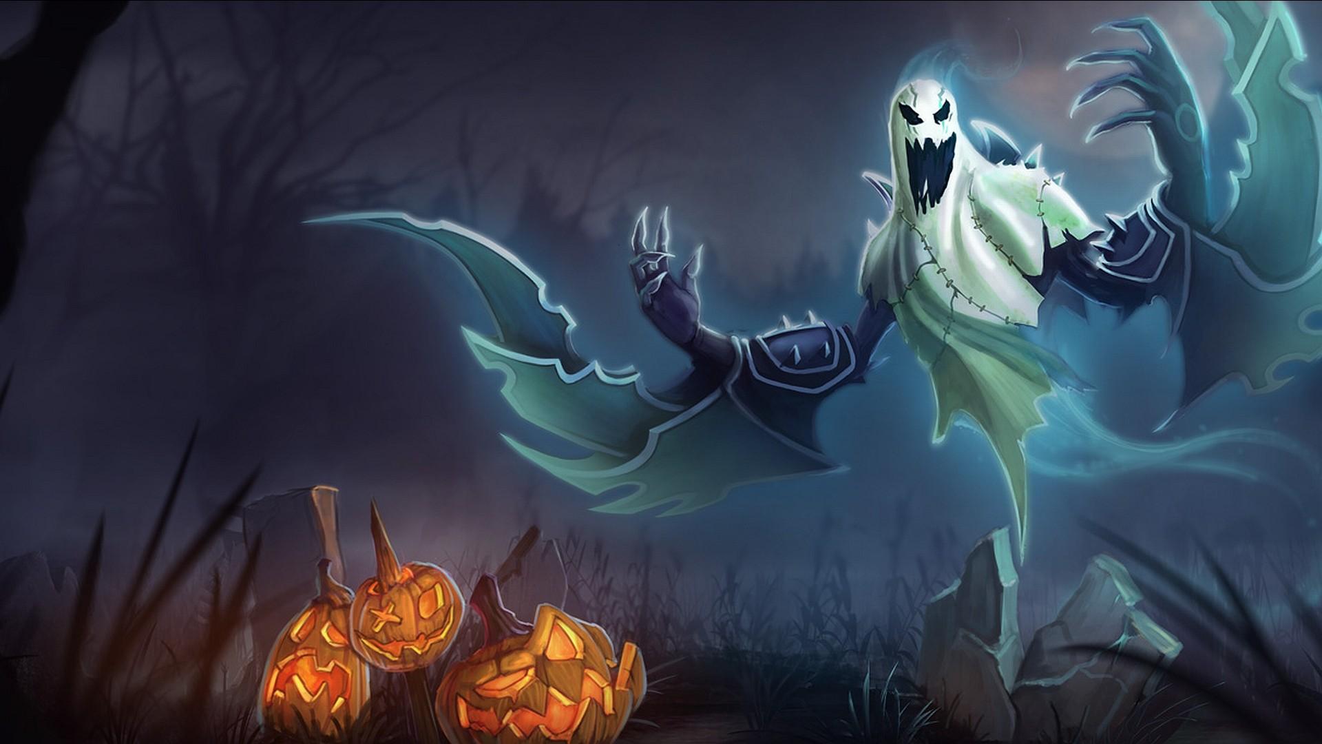 halloween wallpapers ghost - hd desktop wallpapers | 4k hd