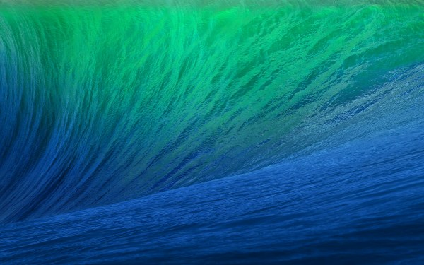 green blue waves - HD Desktop Wallpapers   4k HD