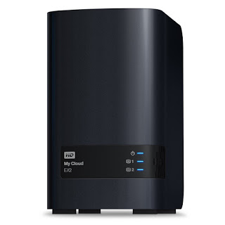 WD My Cloud EX 2 Private Cloud Storage Review - Massive capacity up to 12TB, great performance for great price
