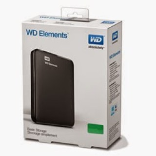 Western Digital Elements Review 2015