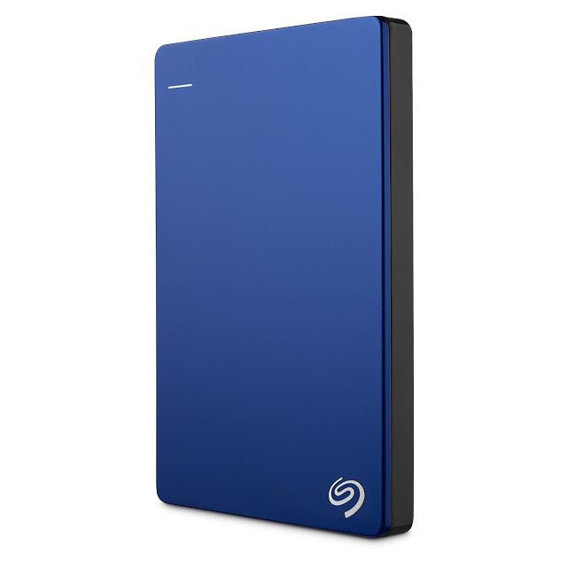 Seagate Backup Plus/Slim 1TB Portable HDD Review - Second Best 1TB External Hard Drive of 2016 from Seagate