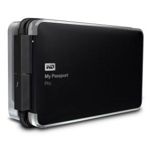 My Passport Pro Portable RAID Storage