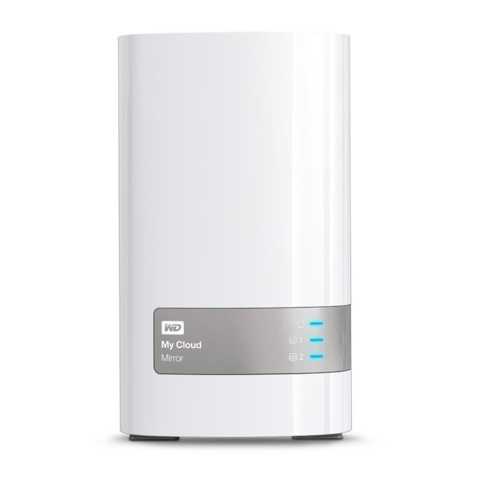 WD 4TB My Cloud Mirror Gen 2 review