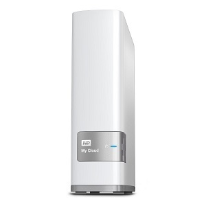 WD My Cloud WDBCTL0030HWT 3TB Personal Cloud Storage