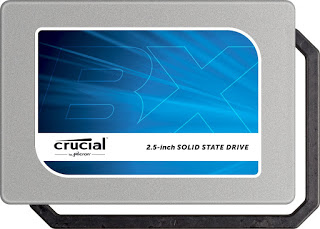 Crucial BX100 500GB SATA 2.5 Inch Internal Solid State Drive - CT500BX100SSD1 review