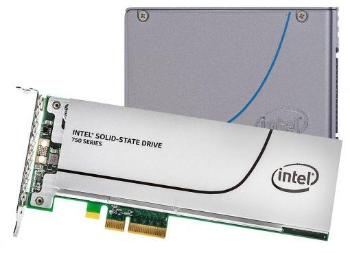 Intel 750 Series PCIe SSD review