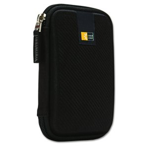 case-logic-ehdc-101-hard-shell external hard drive case