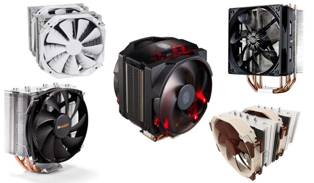 best air cpu coolers