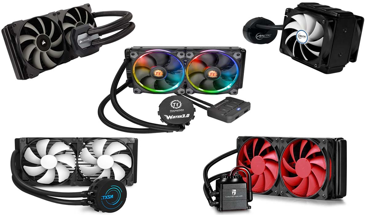 best-liquid-cpu-coolers-buying-guide