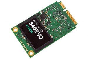 mSATA 1.8 inch SSD