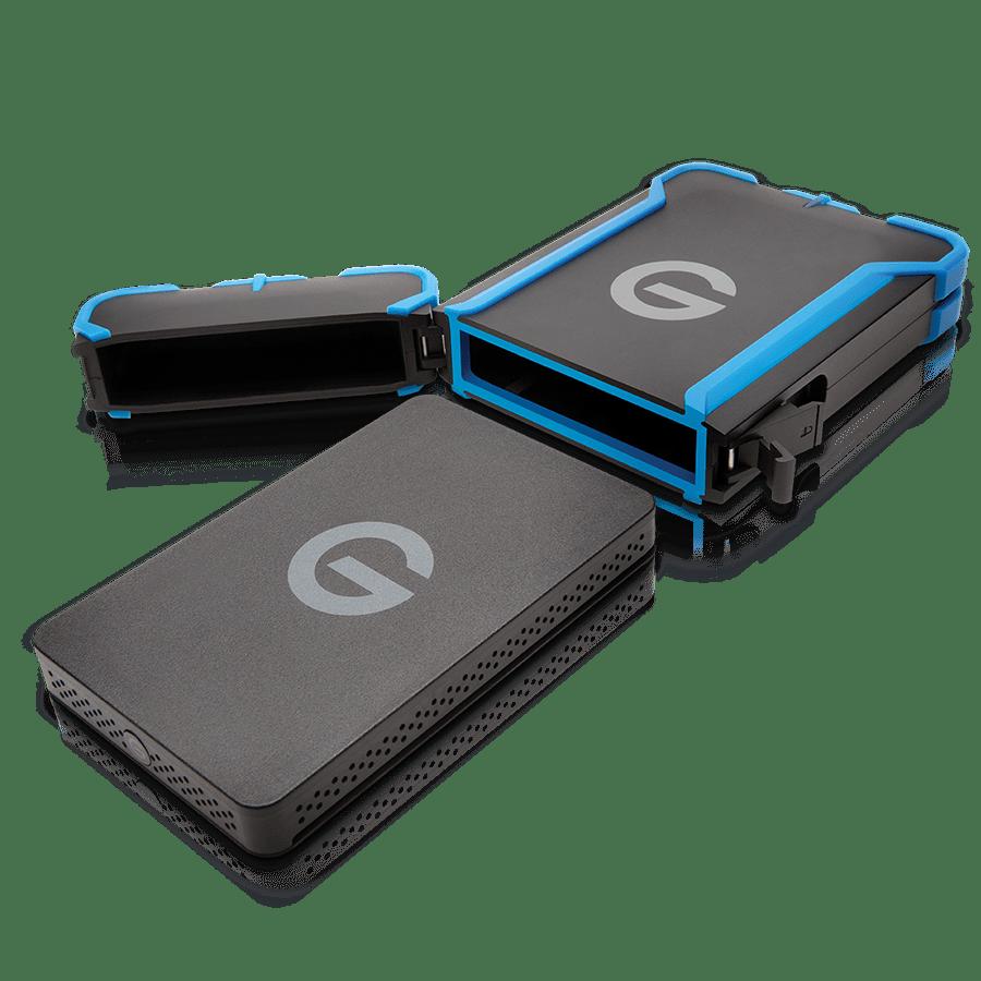G-Technology GDrive EV ATC review