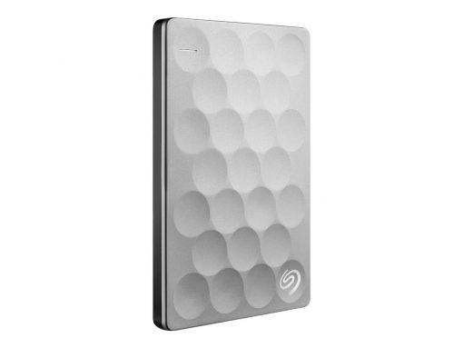 Seagate Backup Plus Ultra Slim 2TB Portable External Hard Drive