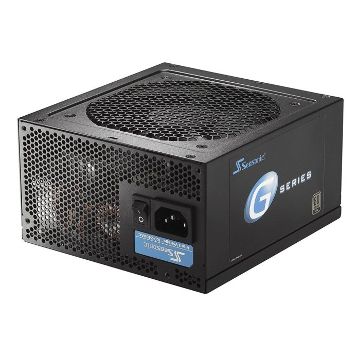 Seasonic Power Supply SSR-650RM review