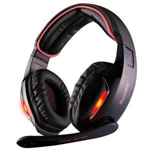 SADES headset 7.1 surround sound