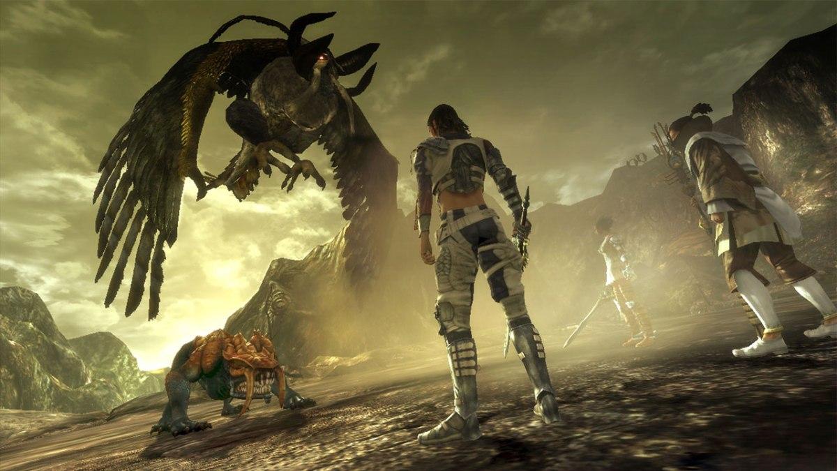 Lost Odyssey Xbox 360 graphics