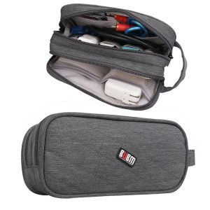 BUBM Universal Charger Carry Bag