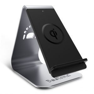 Bestand Aluminum QI Wireless Fast Charger