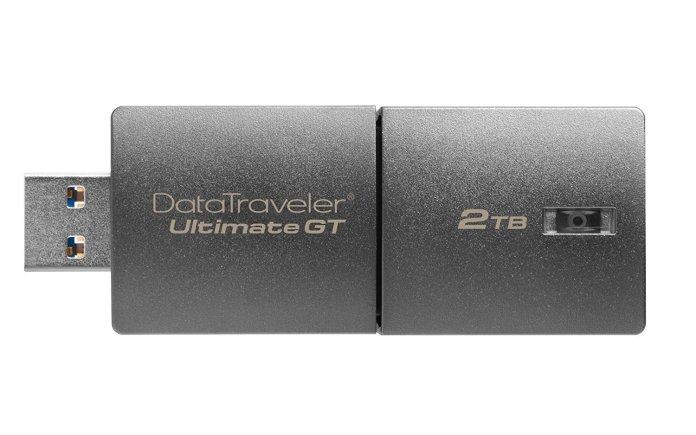 Kingston DataTraveler Ultimate GT Flash Drive
