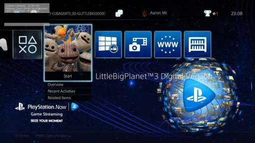 PlayStation Now PS4 Backwards Compatibility Service
