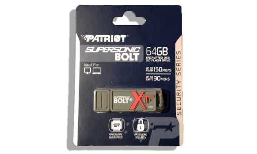 Patriot Supersonic Bolt XT