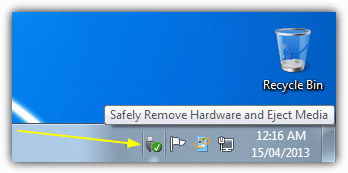 Best portable hard drive safe removal