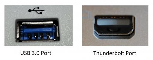 Best external hard drive ports, USB 3.0, Thunderbolt, best tips for Mac external HDD