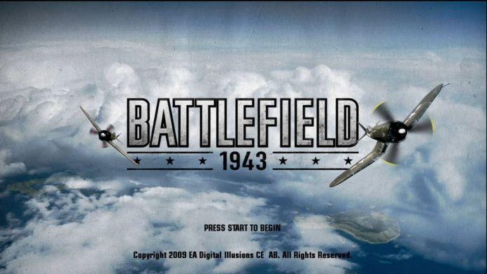 Battlefield 1943xbox