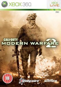 Call of Duty Modern Warfare 2 for Xbox 360