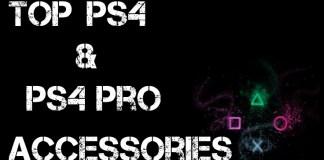 PS4 Pro accessories