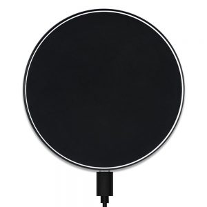 Ultra Slim Wireless Charger W/ Soft LED Light