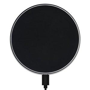 Ultra Slim Wireless Charger W/ Soft LED Light
