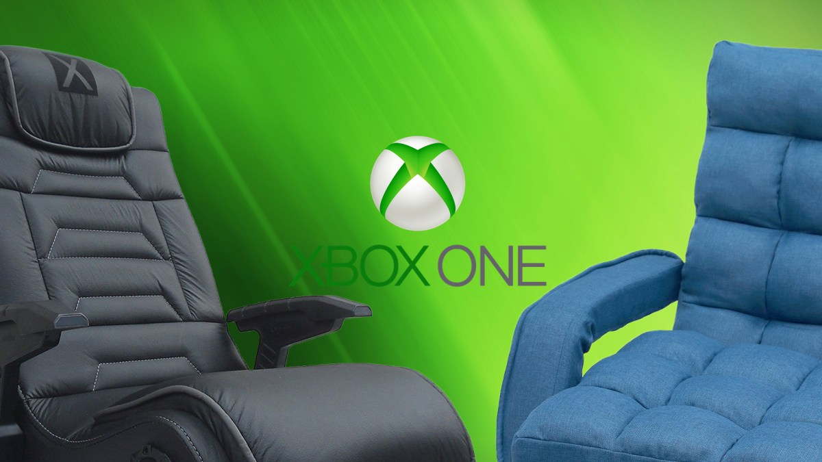 Top 7 Best Xbox One Gaming Chairs [2017]