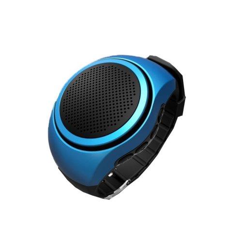 NS Wireless Bluetooth Speaker Wrist Watch