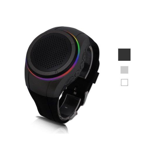 Seekermaker LED Bluetooth Speaker Watch