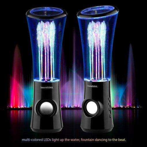 SoundSoul Dancing Water Speaker