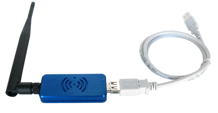 USB extension cable for Wi-Fi adapter