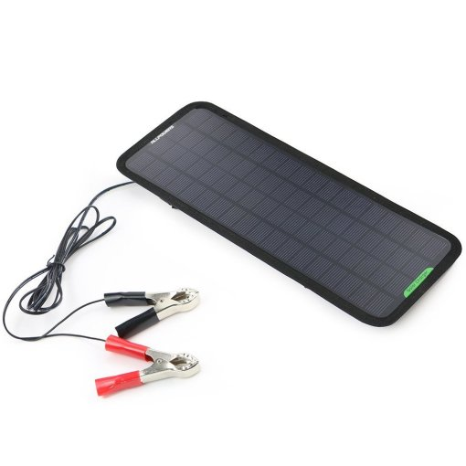 ALLPOWERS Portable Solar Car Battery Charger