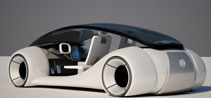Apple To Focus On Self-Driving System, Not Car Building