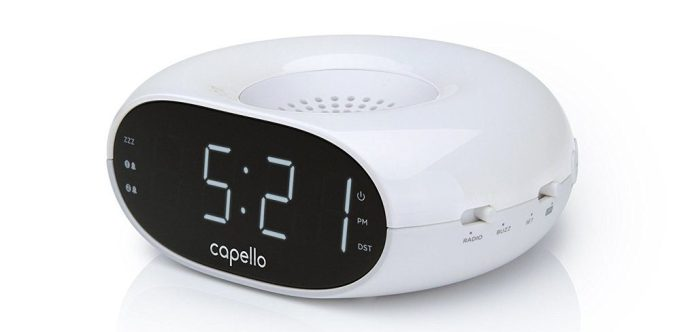 Capello Alarm Clock Radio